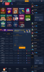 LUCKYFISH CRYPTO CASINO in Cryptocurrency Advertisements_index