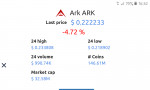Ark Coin (Ark) in Coins & Tokens_index